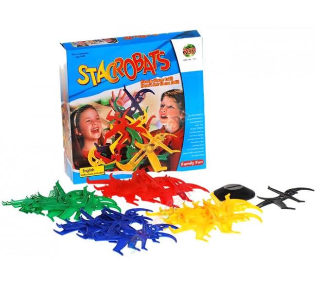 Stalo žaidimas  Stackrobats