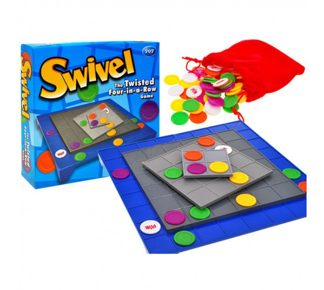 Stalo žaidimas  Swivel