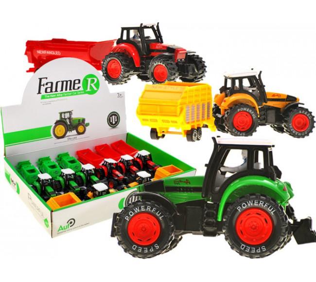 Žaislinis traktorius su...