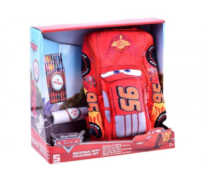 Lightning McQueen  minkšta...