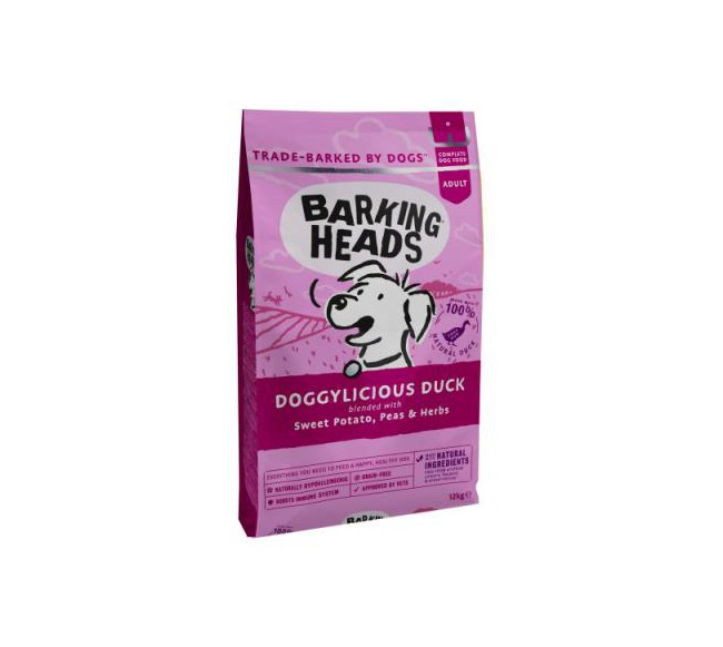BARKING HEADS Doggylicious...