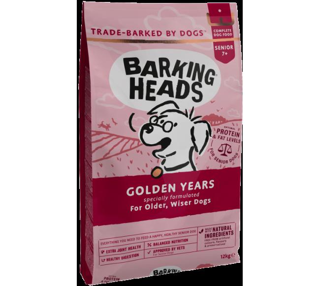 BARKING HEADS Golden Years...