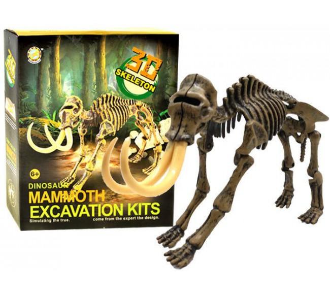 Archeologo rinkinys, mamutas