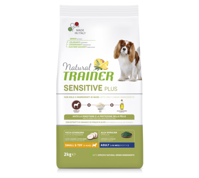 NT DOG SENSITIVE PLUS ADULT...