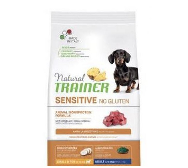 NT DOG SENSITIVE NO GLUTEN...