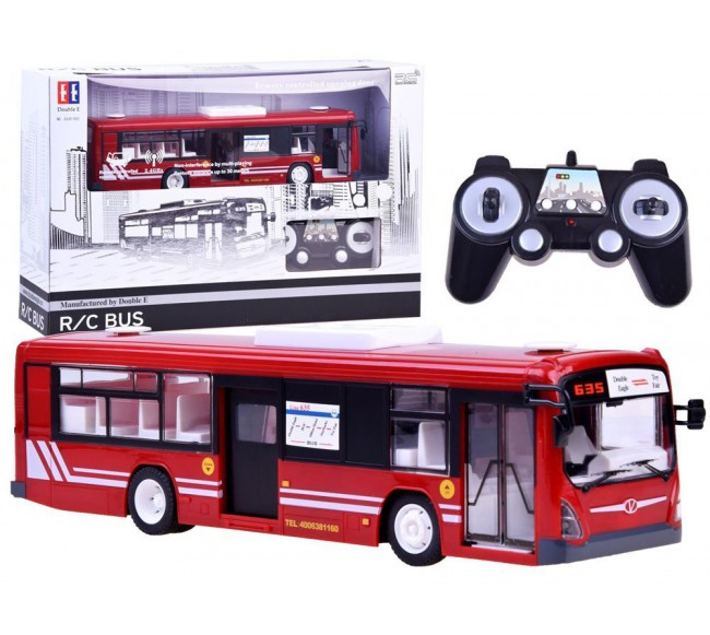Didelis autobusas su...