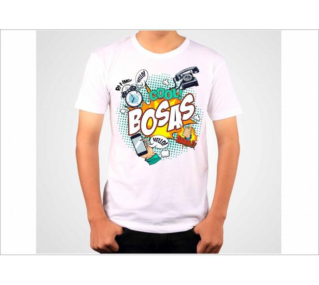 """Marškinėliai """"Cool Bosas"""""""