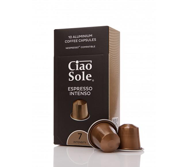 Kavos kapsulės Ciao Sole...