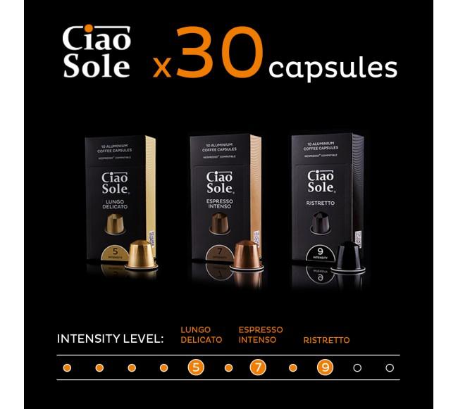 Kavos kapsulių Ciao Sole...