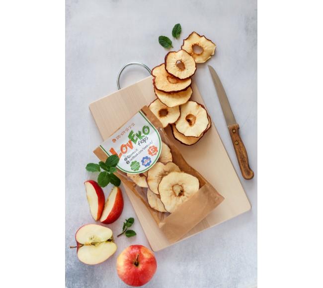 Džiovinti obuoliai 80gr