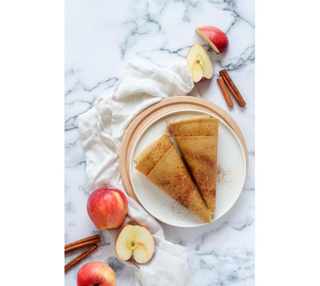 Obuolių su cinamonu pastilė