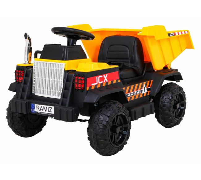 Elektrinis sunkvežimis  JCX...