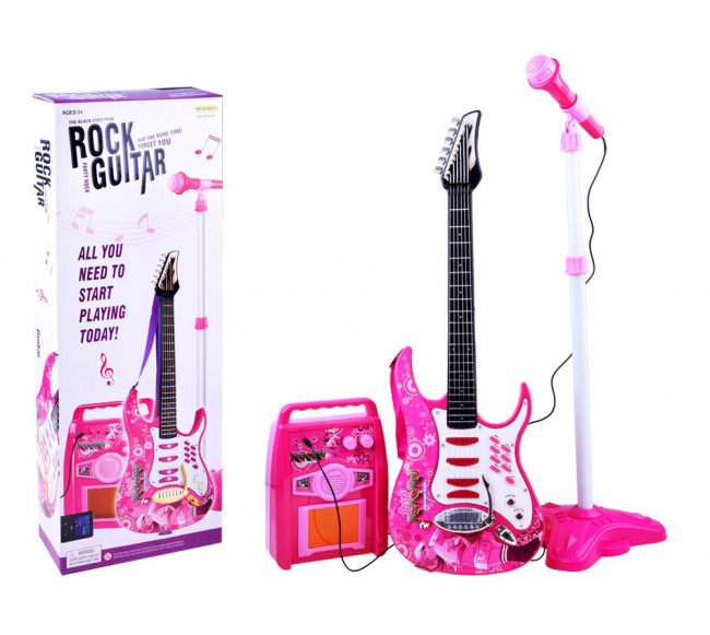 Elektrinė gitara su...