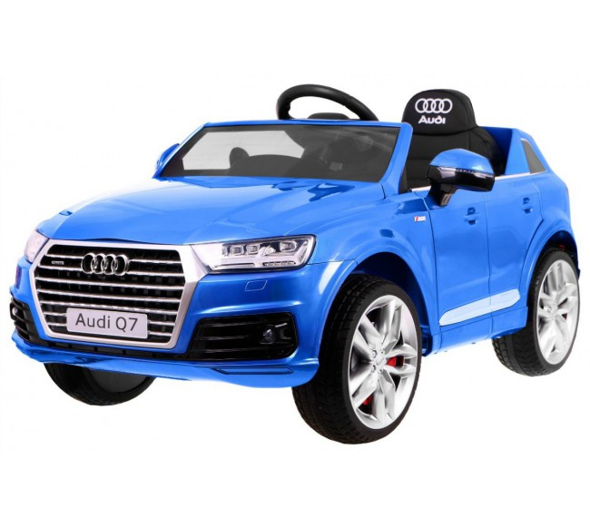 Elektromobilis  Audi Q7 ,...