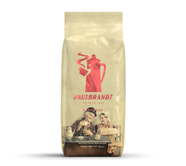 ESPRESSO – skrudintos kavos...