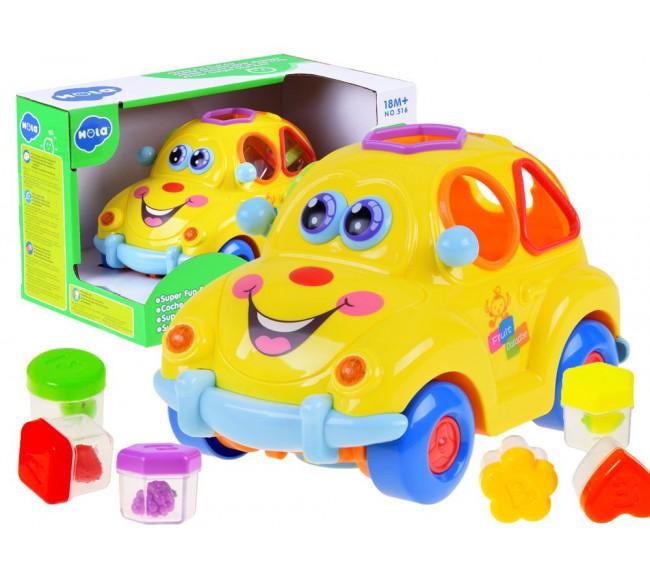 "Interaktyvus žaislas ""Mašina"""