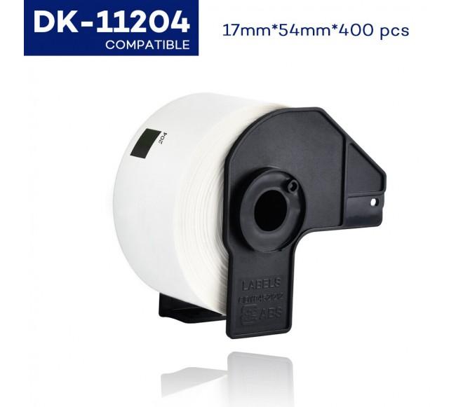 Analoginės etiketės DK11204...