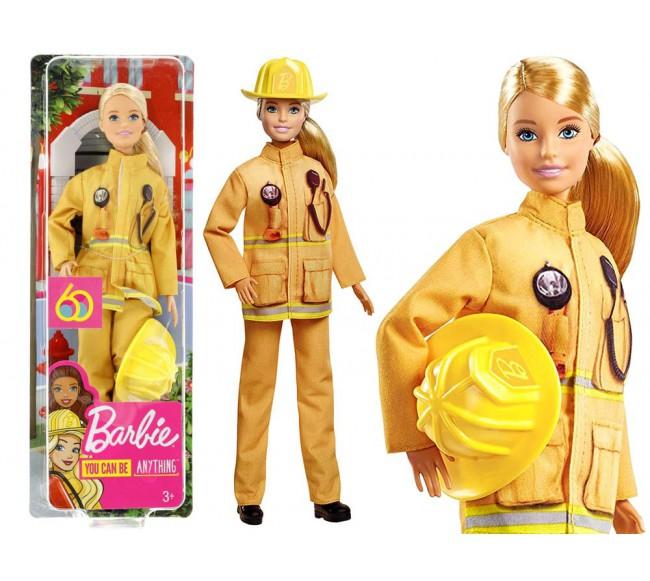 """Lėlė """"Barbie – Firefighter"""""""