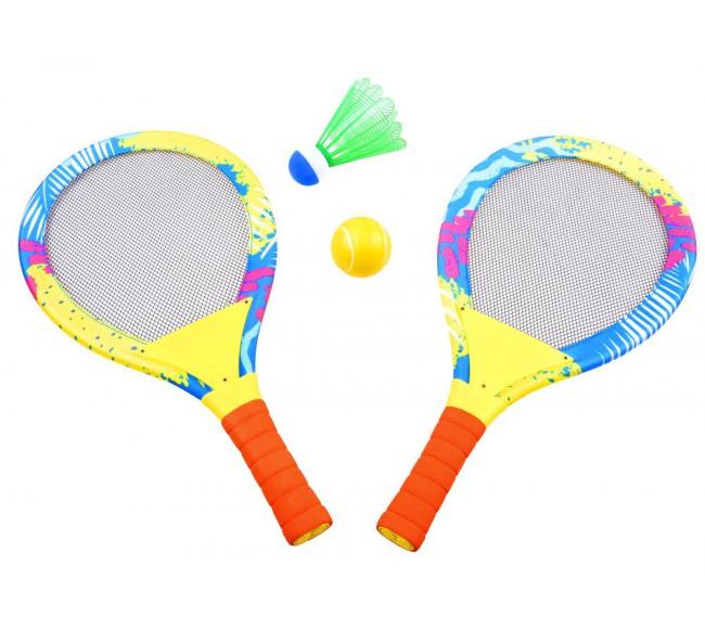 Paplūdimio badmintono rinkinys