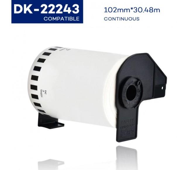 Analoginės etiketės DK22243...
