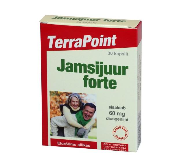 Jamsijuur Forte (Wild Yam...