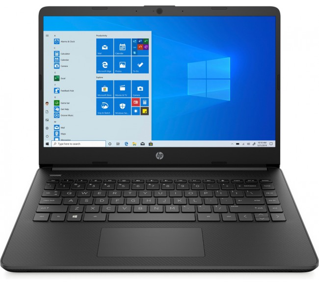 HP 14s-dq1740nd Black, 14.0