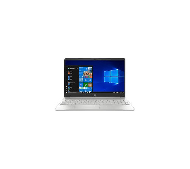 HP 15s-fq1008nd Silver, 15.6