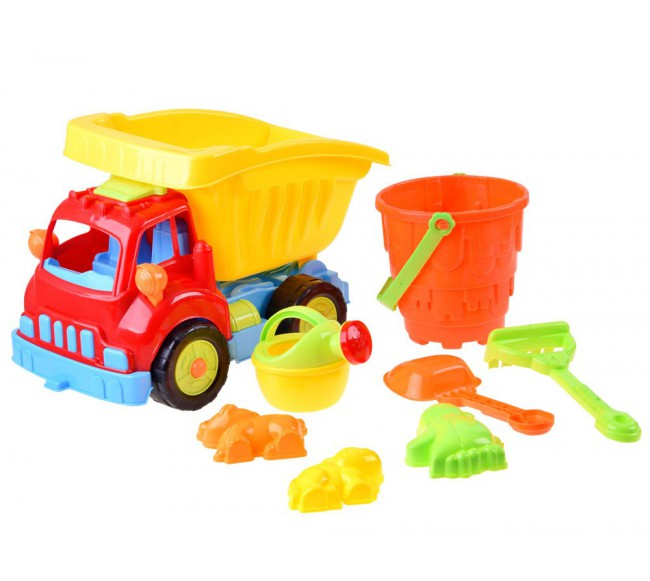 Smėlio žaislų rinkinys su...