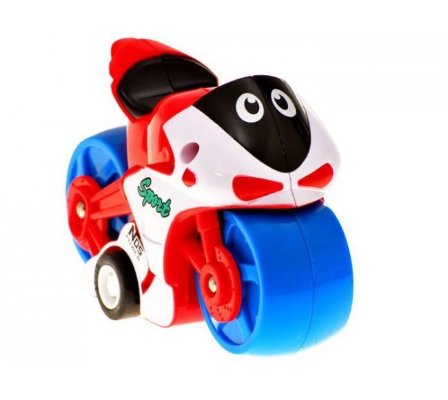 Sportinis žaislinis motociklas