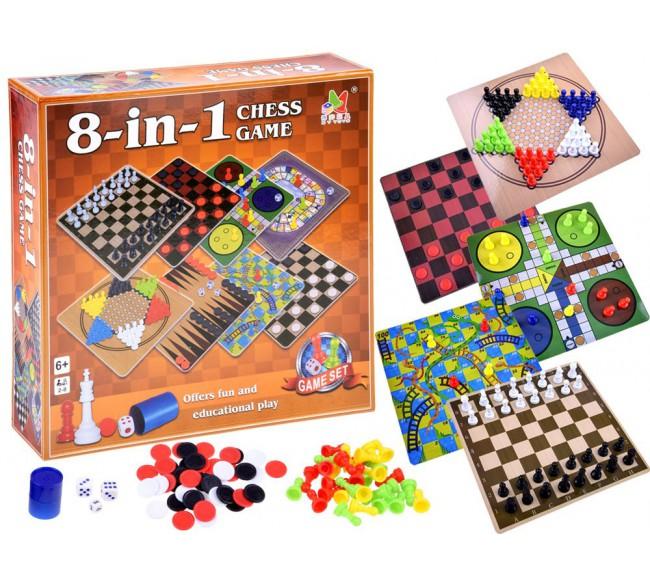 Stalo žaidimų rinkinys