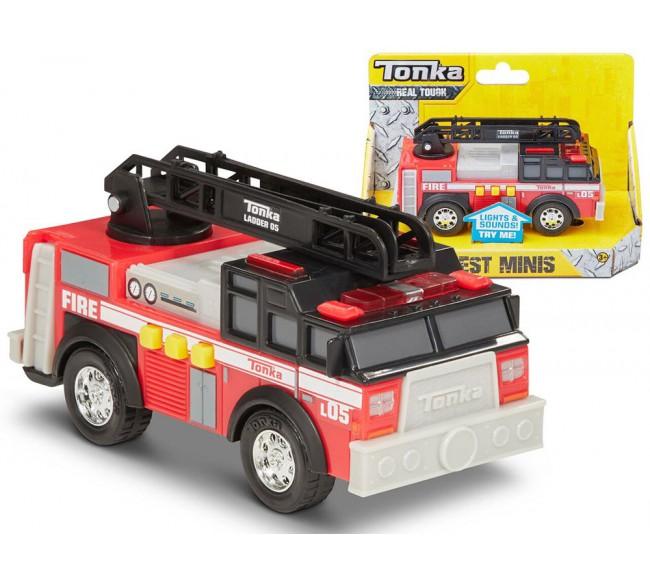 """Ugniagesių automobilis """"Tonka"""