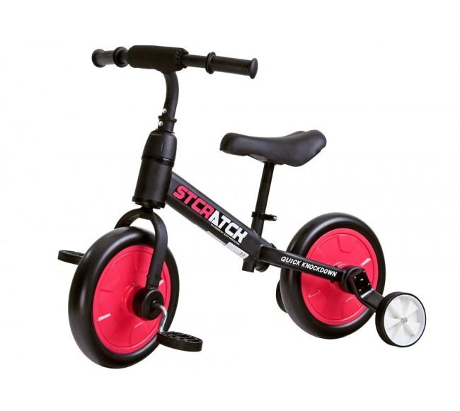 Vaikiškas dviratukas  3 in 1