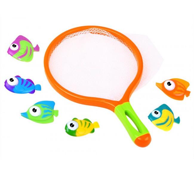 Vonios žaislas   žuvų...