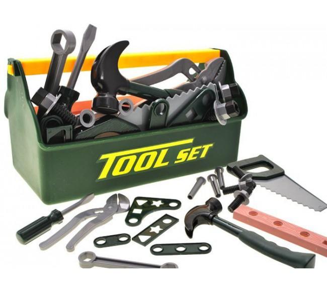 Įvairių įrankių rinkinys