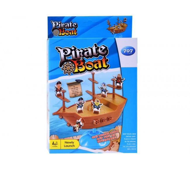 Žaidimas  Piratai laive