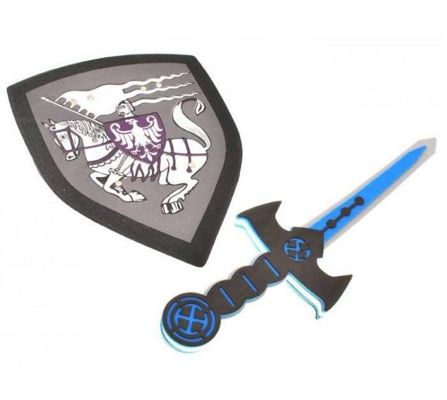 Žaislinis kardas + skydas