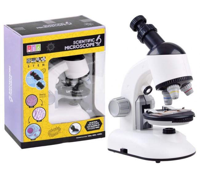 Žaislinis mikroskopo...