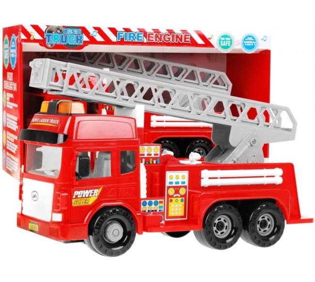 Žaislinis ugniagesių...