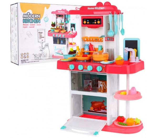Žaislinė didelė virtuvė,...