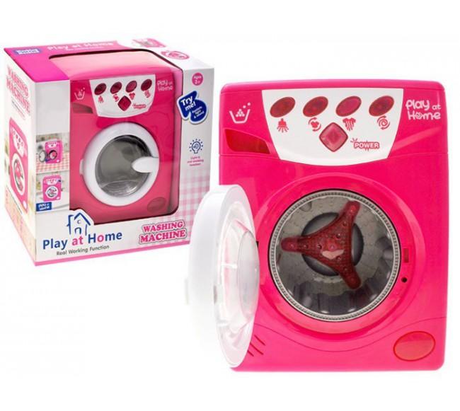 Žaislinė skalbimo mašina,...