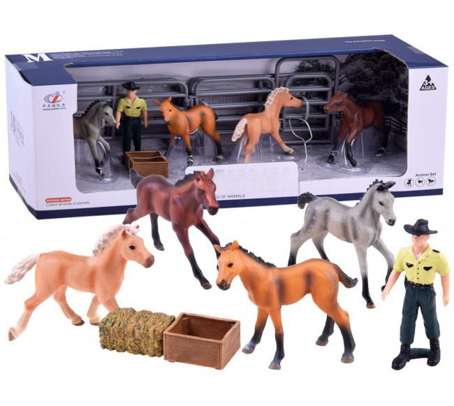 Žirgų ūkio rinkinys A