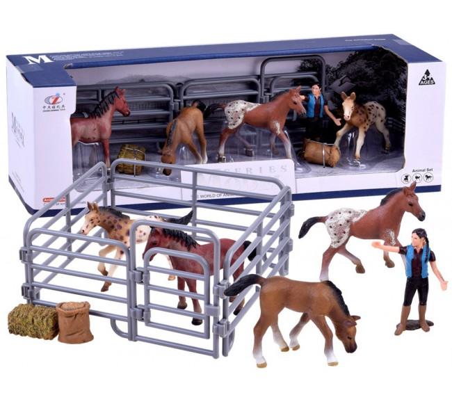 Žirgų ūkio rinkinys B