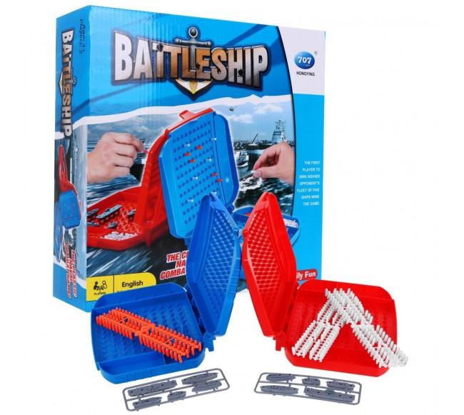 Stalo žaidimas  Laivų mūšis