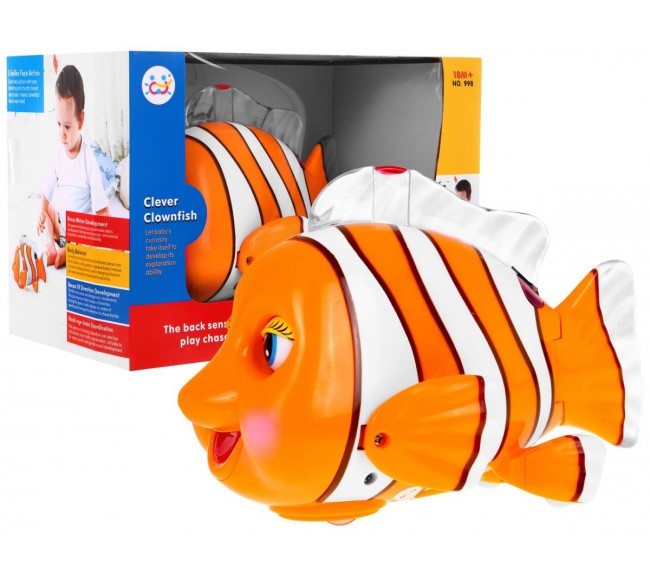 Sumanioji žuvis  Nemo