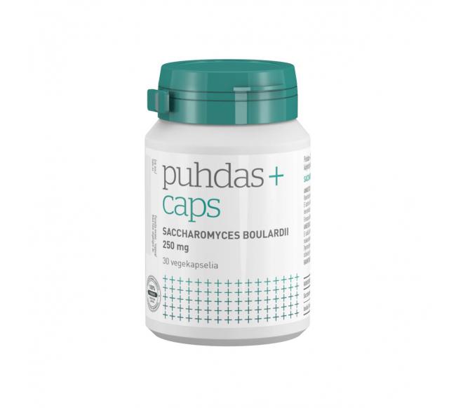 Puhdas+ Saccaromyces boulardii