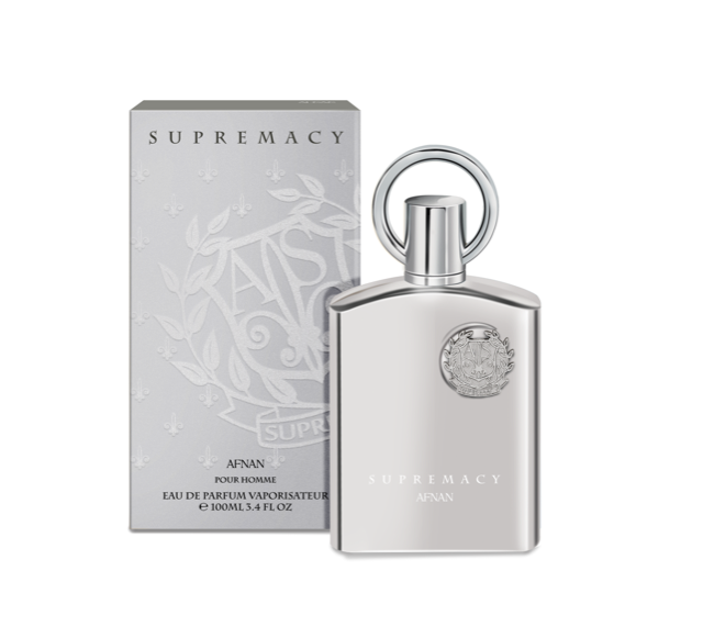 Kvepalai Supremacy Silver...