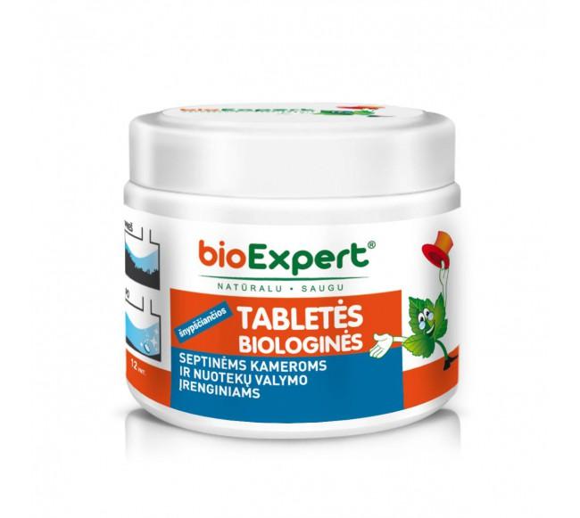 Biologinės tabletės...