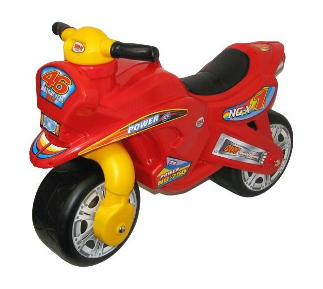 Paspiriamas motociklas...