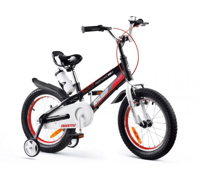 Vaikiškas dviratis  Royal...