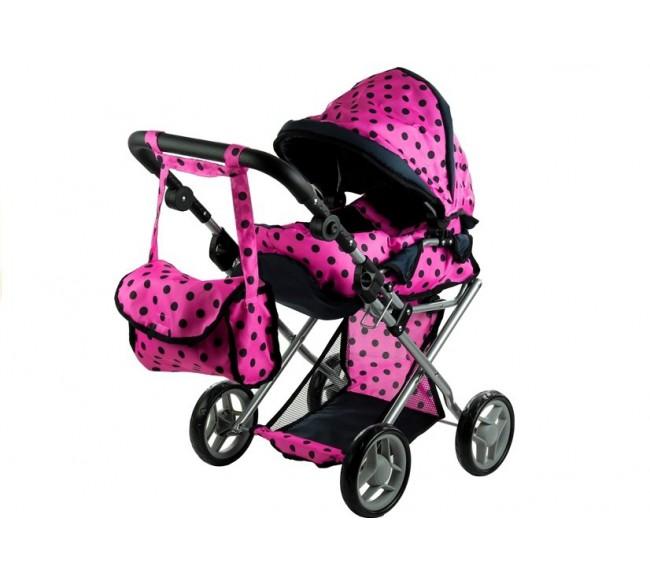 Lėlių vežimėlis  Alice Deep